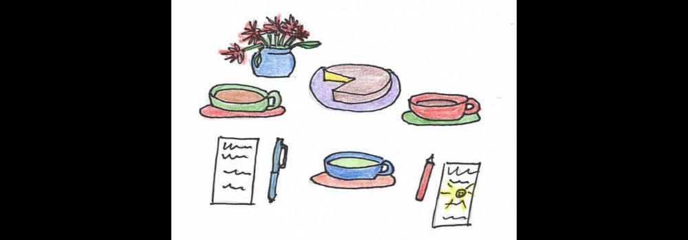 Wörtercafé